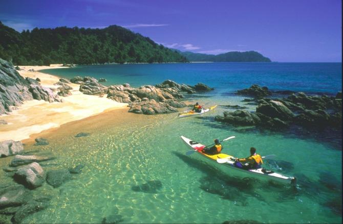 Novi Zeland Najlepše destinacije za medeni mesec