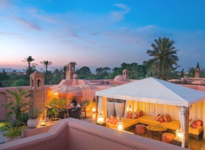 Royan Mansour 3 Medeni mesec u najskupljim hotelima na svetu