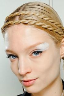 Svadbena frizura: Pletenice
