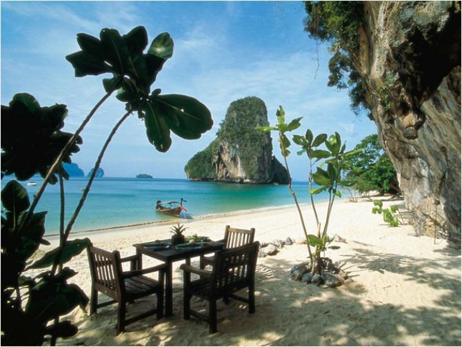 Tajland Najlepše destinacije za medeni mesec