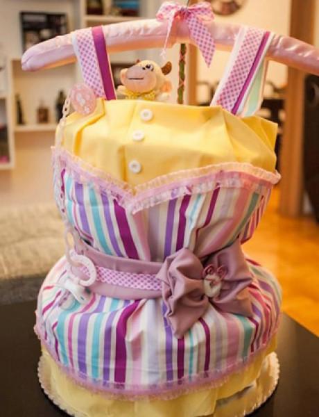Studio Pjaf: Torte od pelena