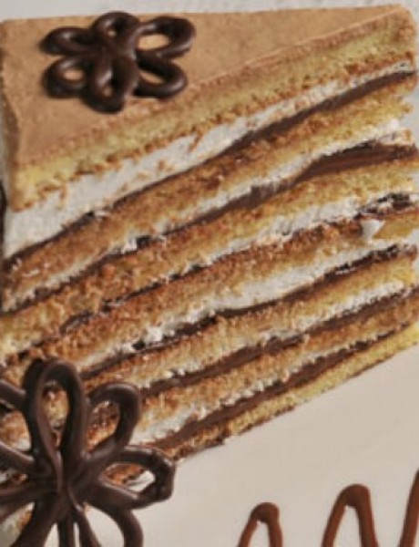 Ukusna poslastica: Nutela torta