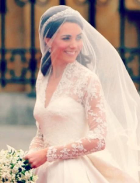 Vojvotkinja od Kembridža: Lekcija iz svadbenog stila