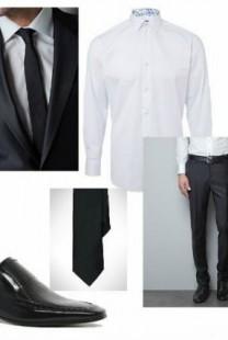 Moda za muškarce: Elegantno i svedeno