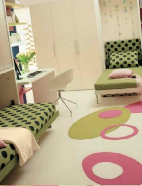 Moderne sobe za tinejdžere