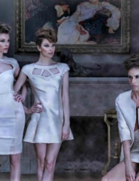 Moda za venčanje: Kolekcija Biljane Tipsarević