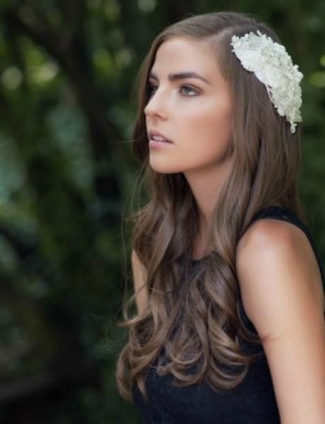 Nežni i zanosni ukrasi za kosu
