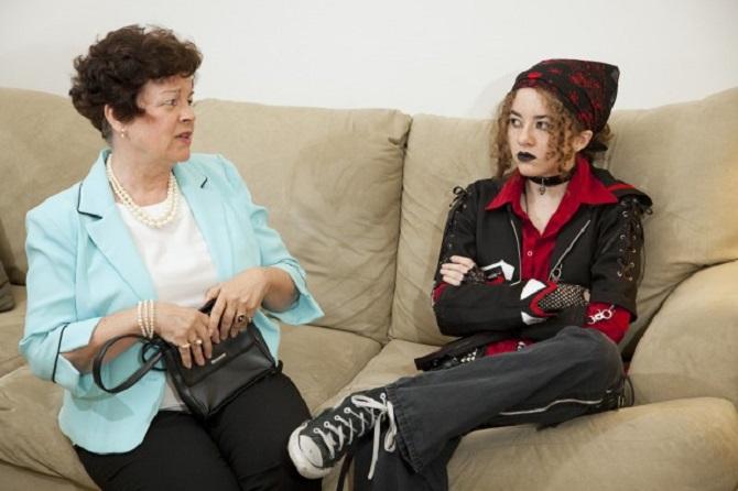 slika 11 Roditelji i adolescencija