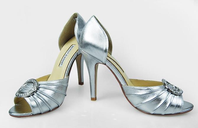 slika 12 Poznate svadbene cipele dizajnera Manola Blanika