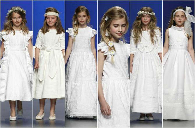 slika21 Autfiti koji će se slagati sa vašim venčanjem: Dečaci i devojčice cveća