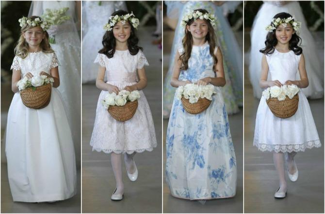 slika31 Autfiti koji će se slagati sa vašim venčanjem: Dečaci i devojčice cveća