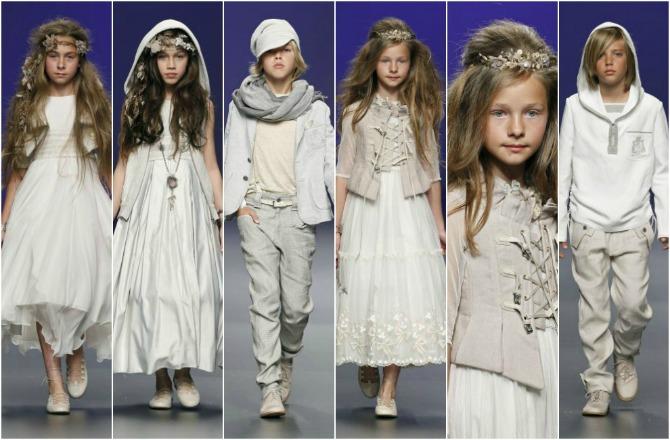 slika4 Autfiti koji će se slagati sa vašim venčanjem: Dečaci i devojčice cveća