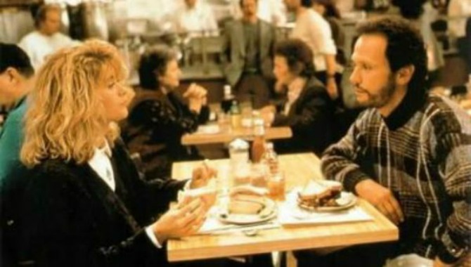 127 Filmske ljubavi Meg Ryan: Kad je Hari sreo Sali