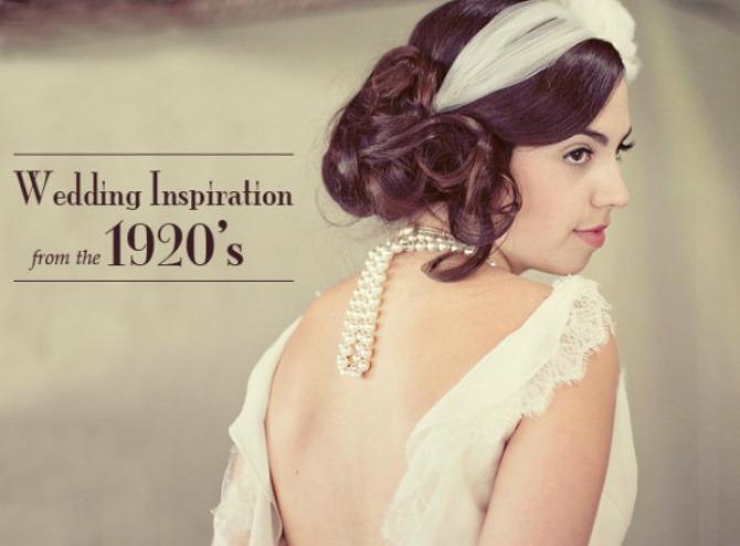 147 Inspiracija za venčanje: Dvadesete godine