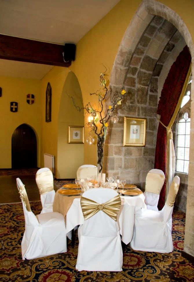 524 Inspiracija za venčanje: Srednji vek