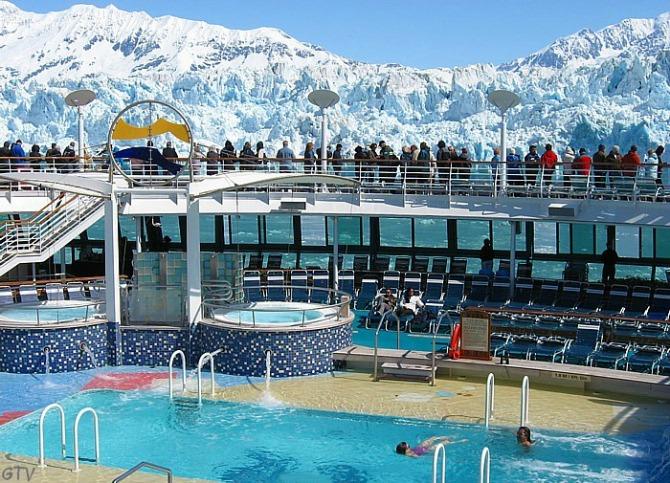 Aljaska Najzabavnija krstarenja za medeni mesec