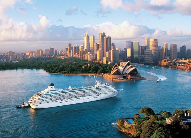 Australija Najzabavnija krstarenja za medeni mesec