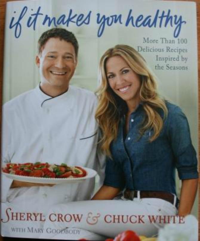 CrowSB overview Holivudske zvezde u kuhinji: Sheryl Crow
