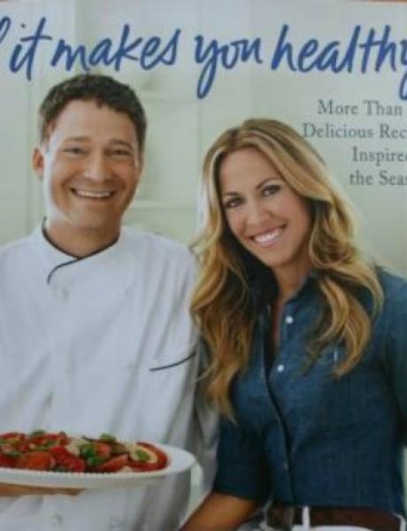 Holivudske zvezde u kuhinji: Sheryl Crow