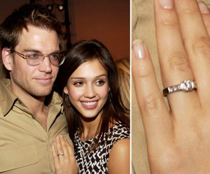 Džesika Alba1 Vereničko prstenje poznatih (1. deo)