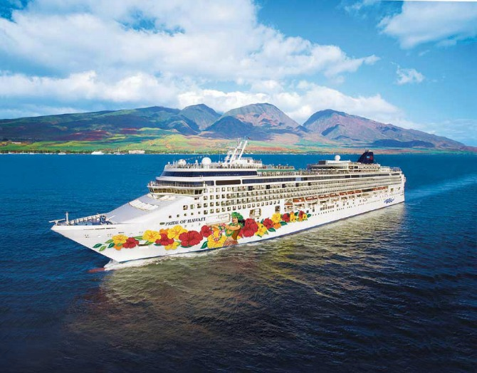 Havaji Najzabavnija krstarenja za medeni mesec