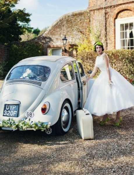 Inspiracija za venčanje: Retro stil