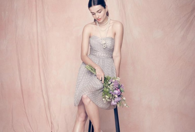 J.Crew The Wedding and Parties Collection 9 content J. Crew: Moda za kume