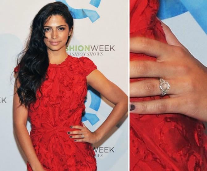 Kamila Alves Vereničko prstenje poznatih (1. deo)