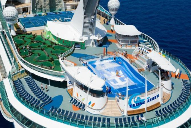 Karibi Najzabavnija krstarenja za medeni mesec