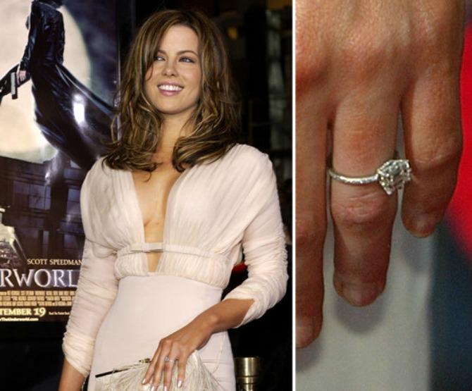 Kejt Bekinsejl Vereničko prstenje poznatih (1. deo)
