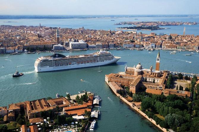 Venecija Najzabavnija krstarenja za medeni mesec