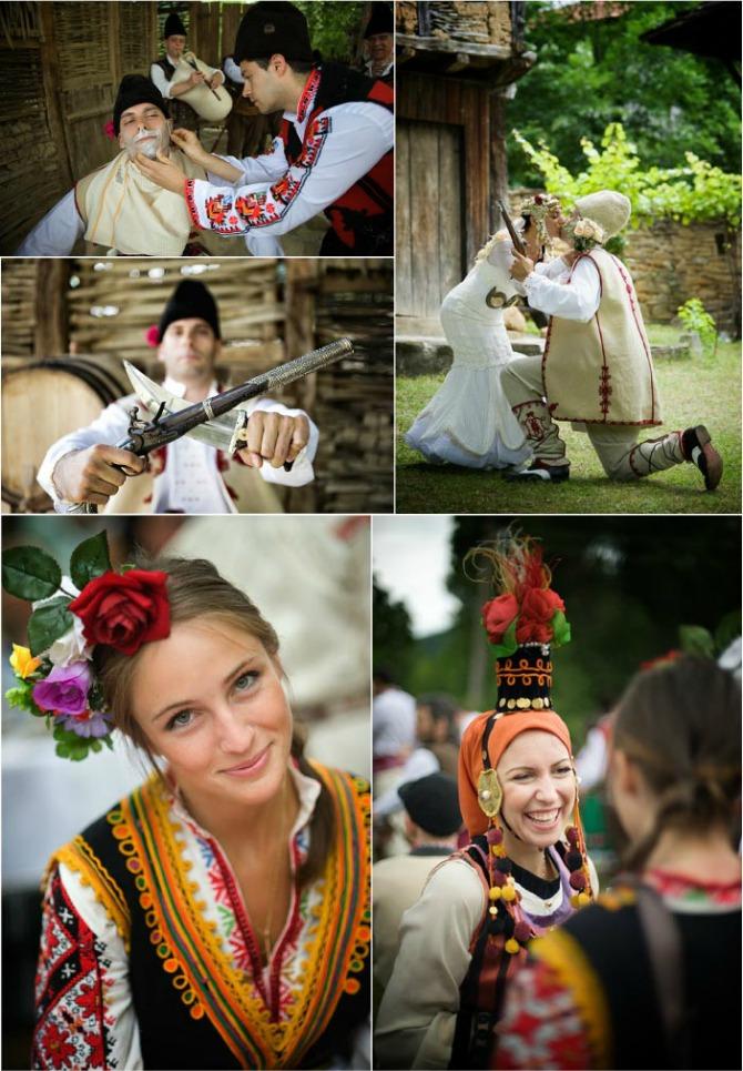 Zanimljiva nošnja Tradicija i običaji Istočne Evrope