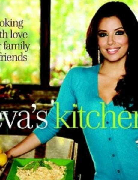 Holivudske zvezde u kuhinji: Eva Longoria
