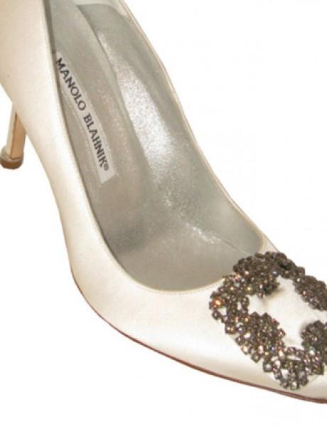 Cipele za najlepši dan: Manolo Blahnik