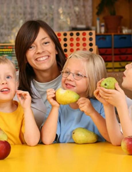 Šta da jedete da bi vam beba bila zdrava?