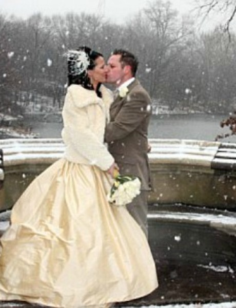 Inspiracija za venčanje: Zima