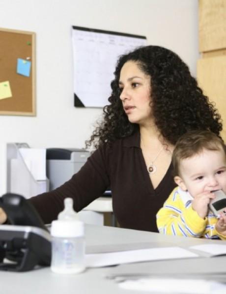 Saveti za mame koje rade