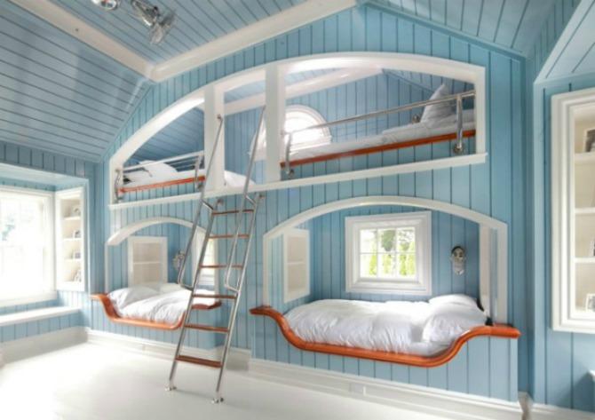 1 Kreveti na sprat: Komfor i trend