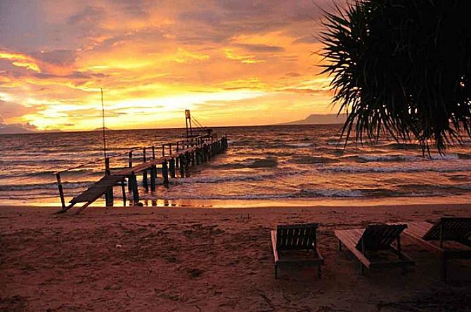 5 koh tansay cambodia Plaže na kojima ćete uživati