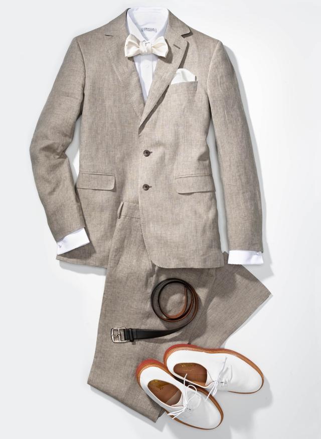 menswear 2 100036428956 Moderan mladoženja: Laneno odelo