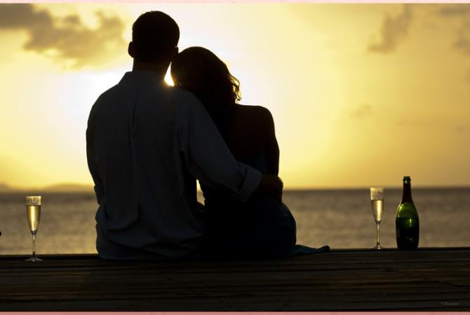 """Kada se sve zavrsi pocinje vreme za vas i partnera Recite """"da"""" negde daleko"""