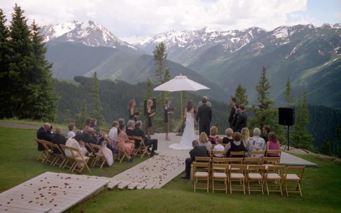 """Romanticno vencanje na planini Recite """"da"""" negde daleko"""
