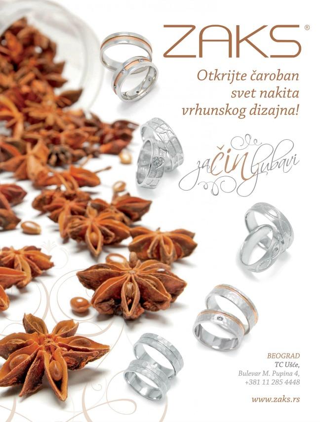 ZaksVikendvencanja1 Wannabe Bride Vikend: Zlatara ZAKS