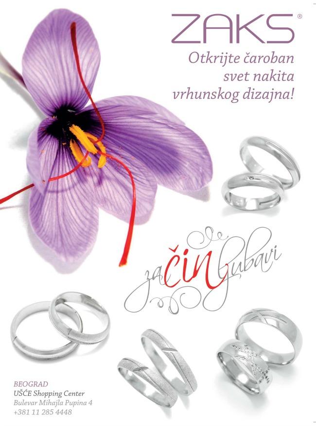 ZaksVikendvencanja3 Wannabe Bride Vikend: Zlatara ZAKS