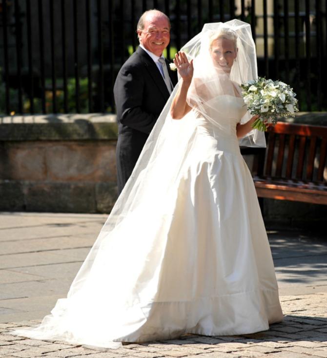 zara Izložba venčanica u Londonu