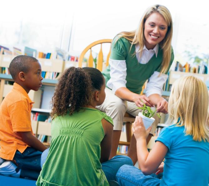 Teacher with kids Au, što je škola zgodna (1. deo)