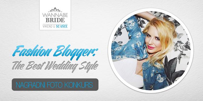 The Best Wedding Style Najava Fashion Blogger: The Best Wedding Style