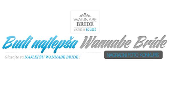 Untitled 2 Nagradni konkurs: Budi najlepša Wannabe Bride