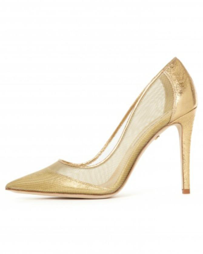 dvf shoes msw fall13 vert Predivne svadbene cipele