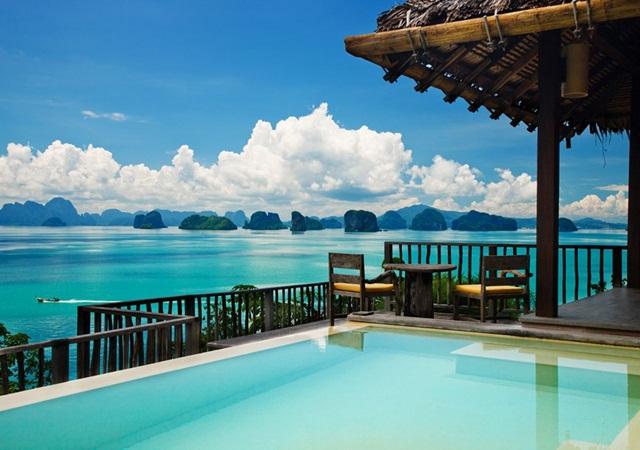 640x450 11 ocean panorama pool villa7 Četiri čarobna apartmana